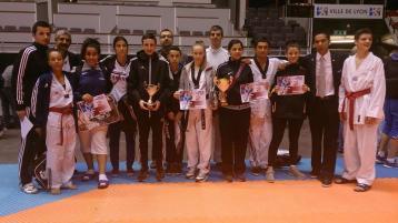 Coupe de l'ambassadeur 2014 (Lyon)