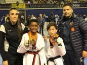 Hugo Mhoumadi remporte l'open International d'Hollande