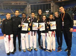 taekwondo nice elite paris 2019