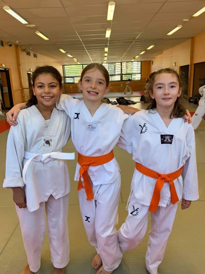 Découvrez un club de Taekwondo à Nice et Menton près de chez vous !