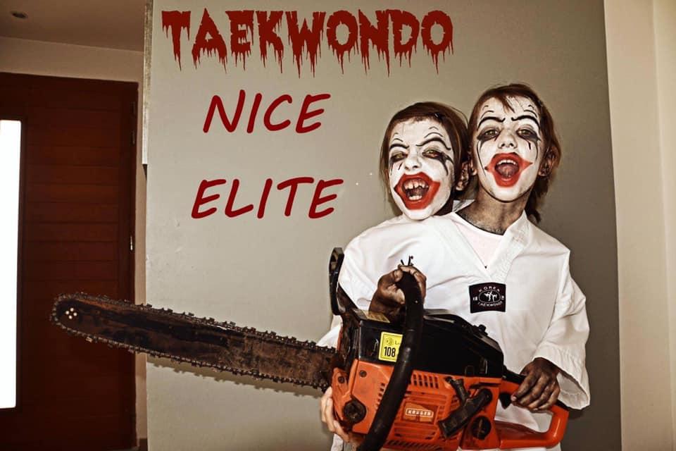 Taekwondo Nice Gorbio Monaco Menton