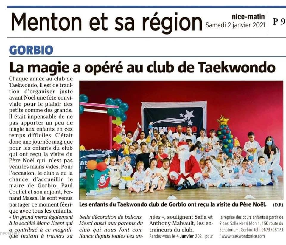 Pratiquer le taekwondo dans un club à Antibes, Cannes, Monaco, menton, Nice, Roquebrune-Cap-Martin avec Anthony Malvault