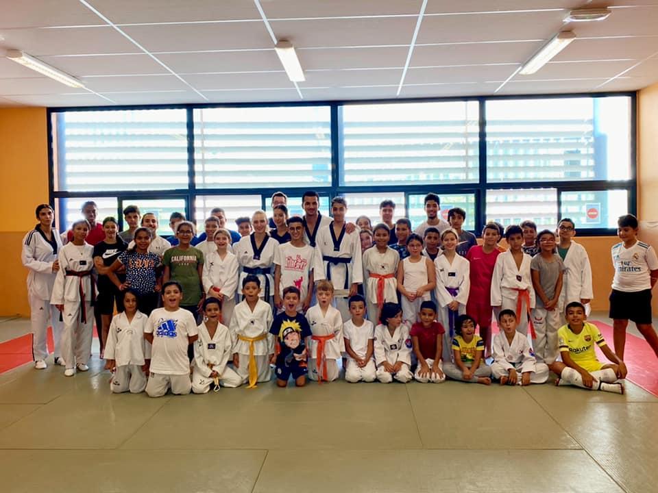 Taekwondo Nice Elite - Taekwondo Gorbio - Taekwondo Menton