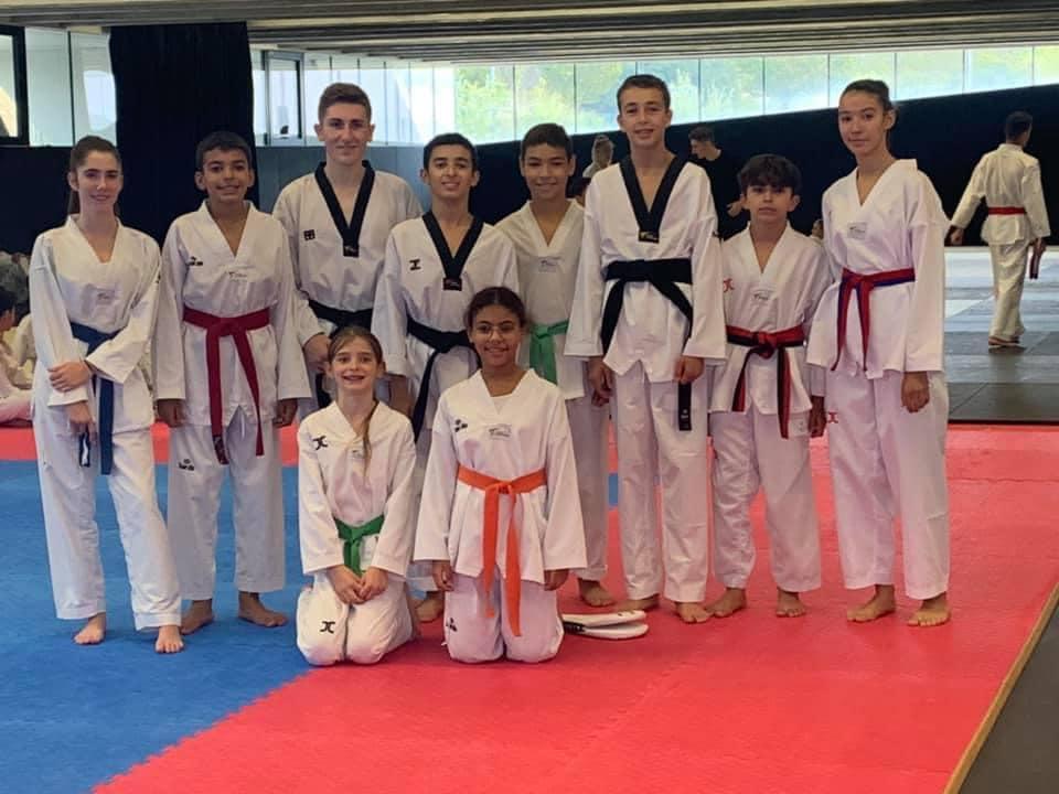 Taekwondo CLUB à Nice, Cannes, Antibes, Menton, Gorbio, Eze